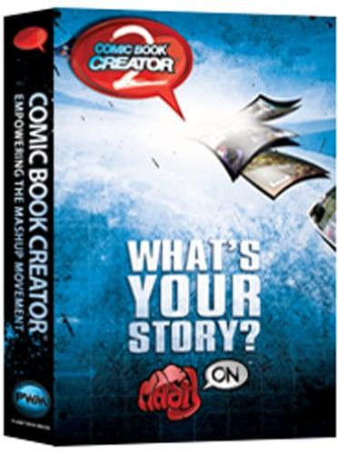 Comic Book Creator 2 - PC Software