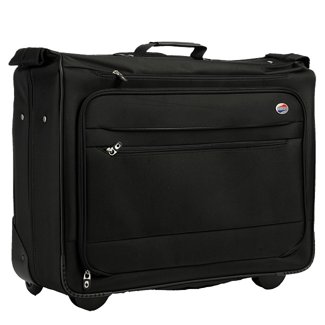 American tourister rolling garment bag 11719926 shopping great deals on - American tourister office bags ...