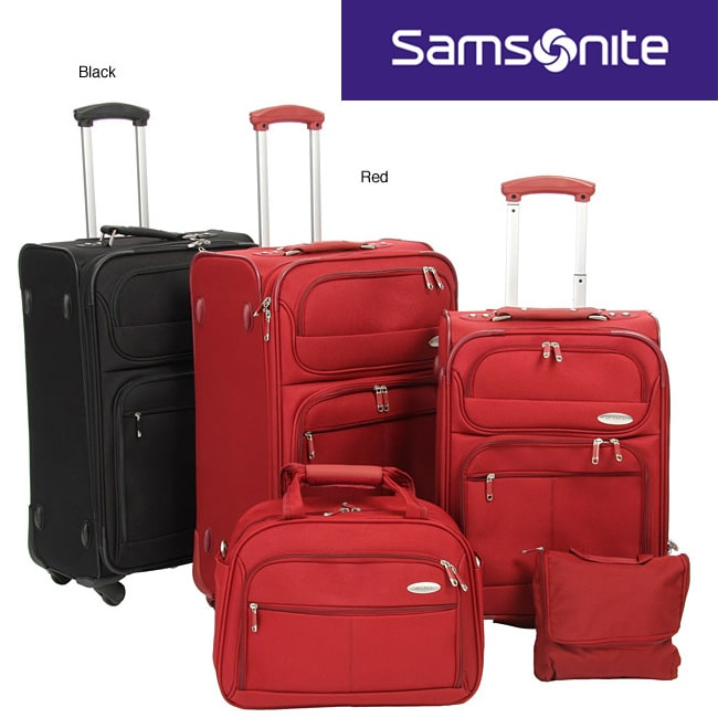 Samsonite 4-piece Luggage Set