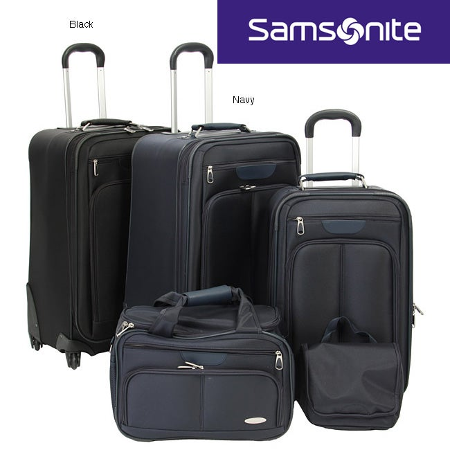 Samsonite 4-piece Luggage Set