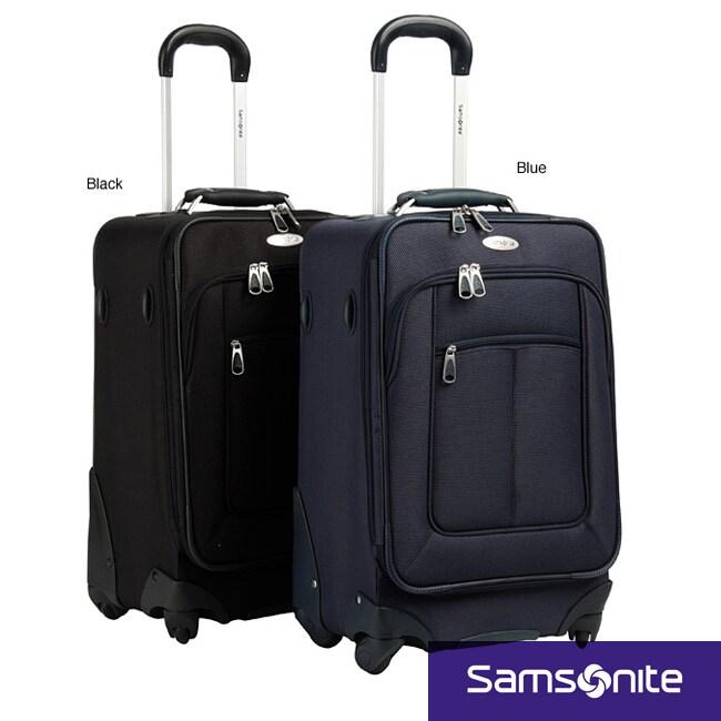 Samsonite Regent 21-inch Spinner Upright Suitcase