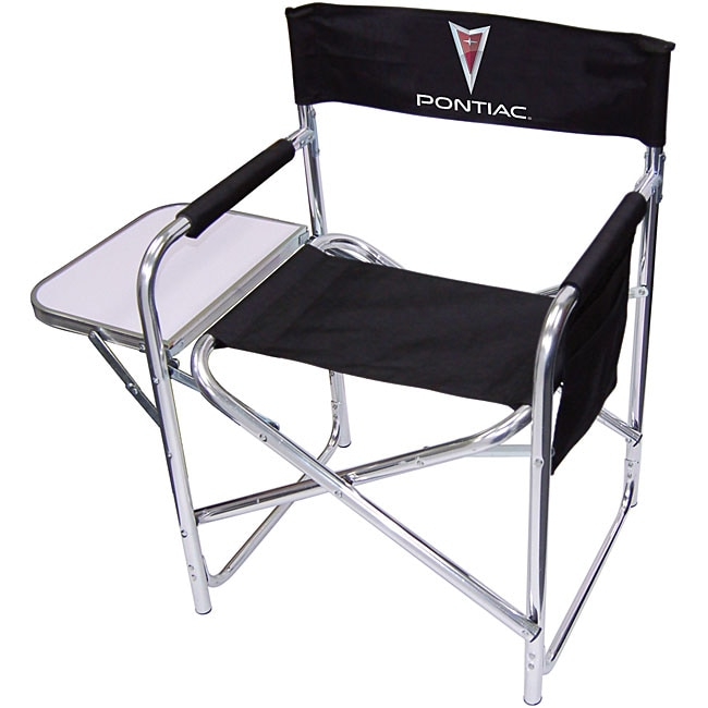 Pontiac Logo Director Chair