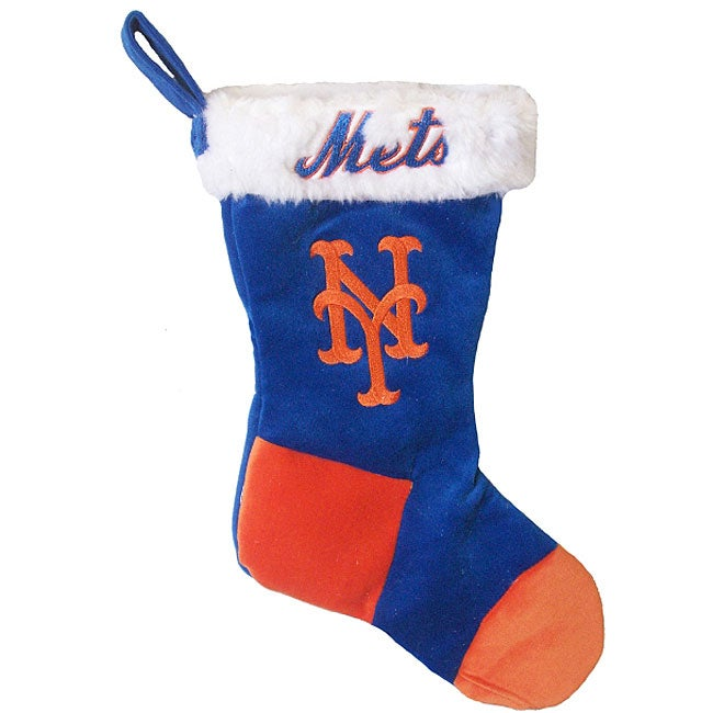 New York Mets Christmas Stocking