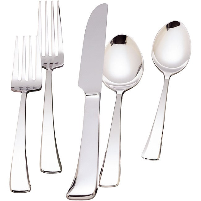 Reed & Barton 'New Attitude' 45-piece Flatware Set