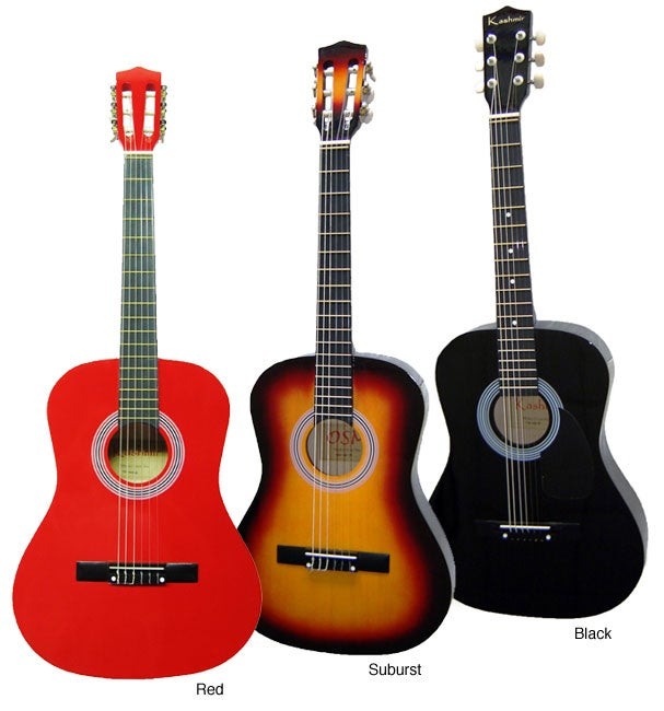 Acoustic 36-inch Student Guitars