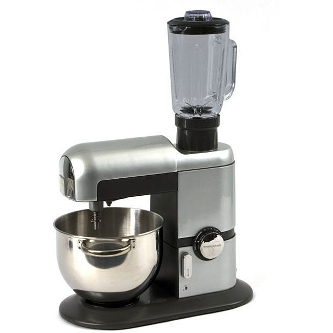Morphy Richards Food Processor: Morphy Richards Food Fusion Kitchen Machine