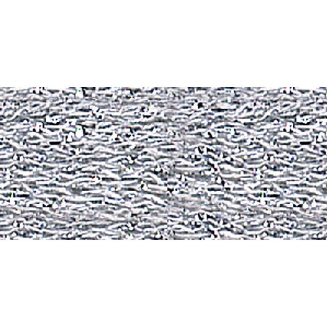 Silver Glitterspun Yarn