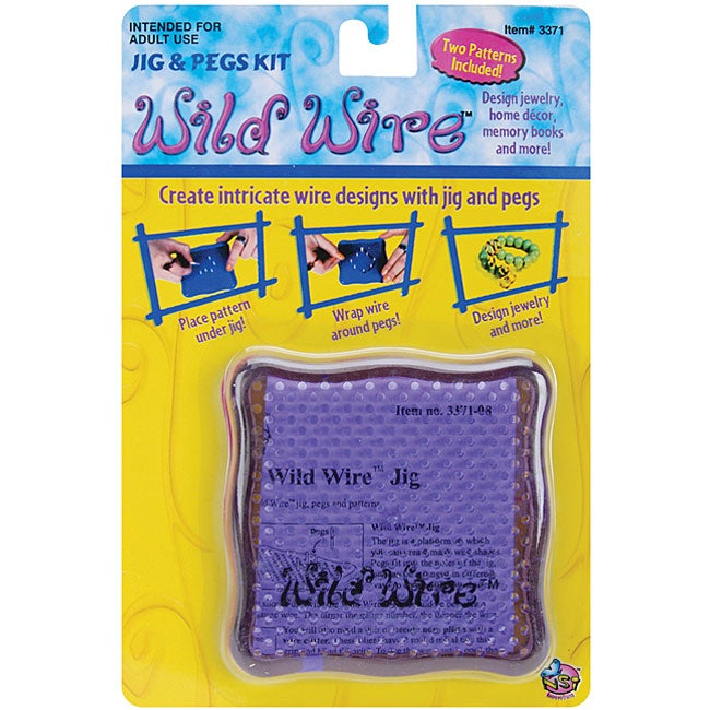 wild wire jig and pegs kit - 11727473 - overstock com shopping