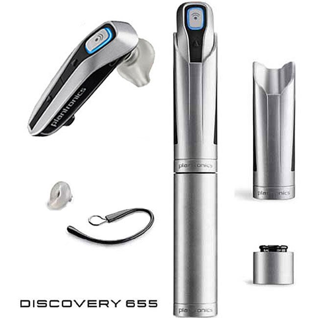 plantronics discovery 655 bluetooth headset 11735777 shopping big discounts. Black Bedroom Furniture Sets. Home Design Ideas