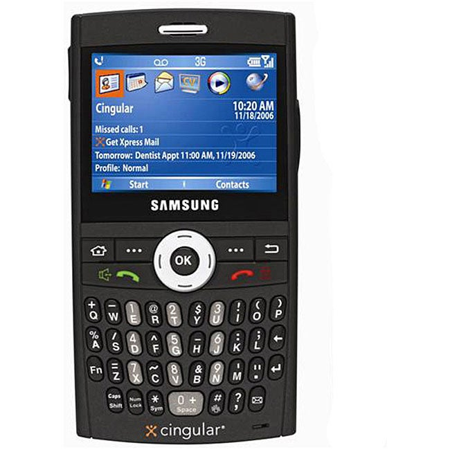 SGH I607 Unlocked GSM Cell Phone (Refurbished)