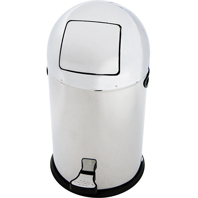 Image Result For Bullet Trash Can Chrome