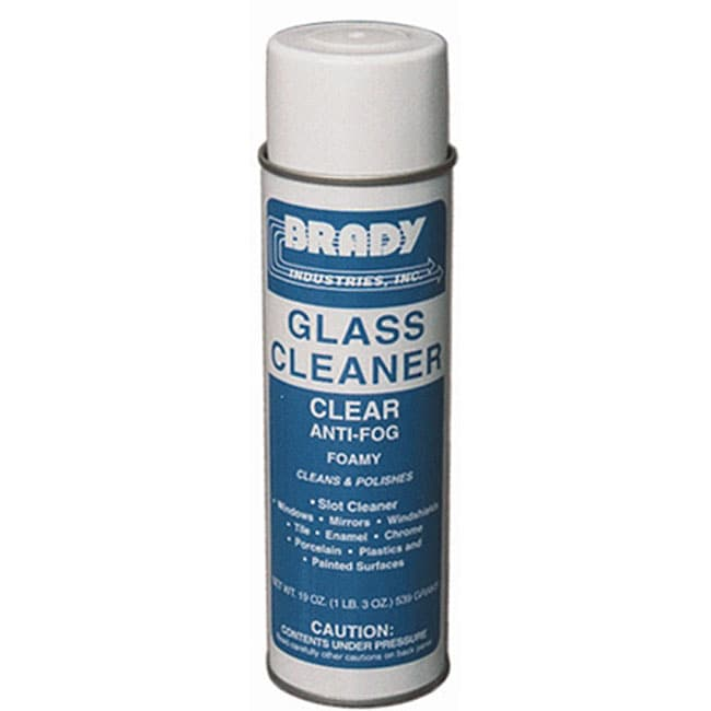 Glass Cleaner 19-oz Cans (Case of 12)