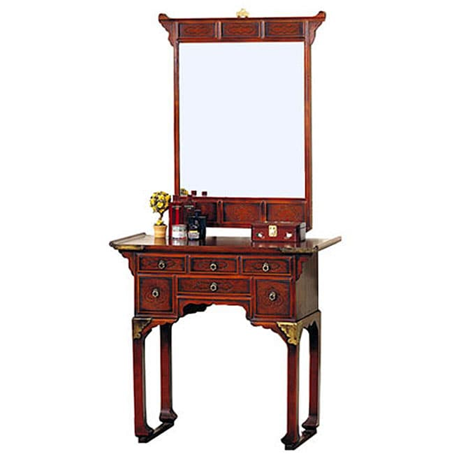 Console Table Mirror Vanity (China)