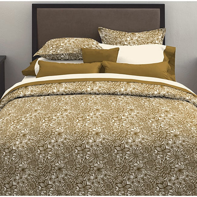 Toile Floral Mocha Bed in a Bag