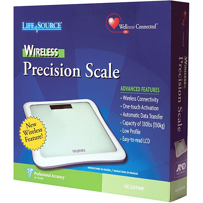 LifeSource Wireless Precision Scale