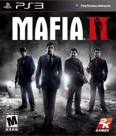 PS3 - Mafia II - By Take 2 Interactive