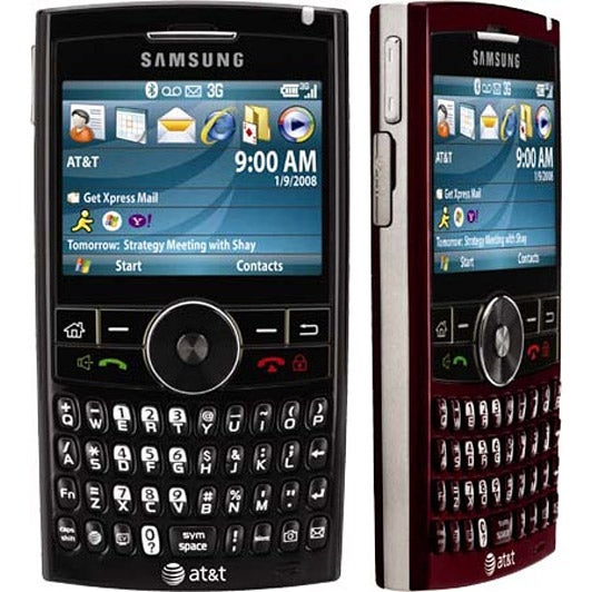 Samsung Blackjack II Unlocked GSM Cell Phone (Refurbished)
