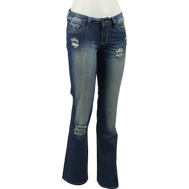 FINAL SALE Soundgirl Women's 'Salem' Bootcut Jeans
