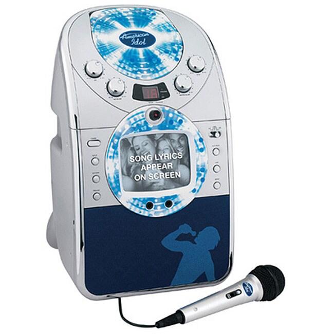 CDG AI150 American Idol Portable Karaoke System