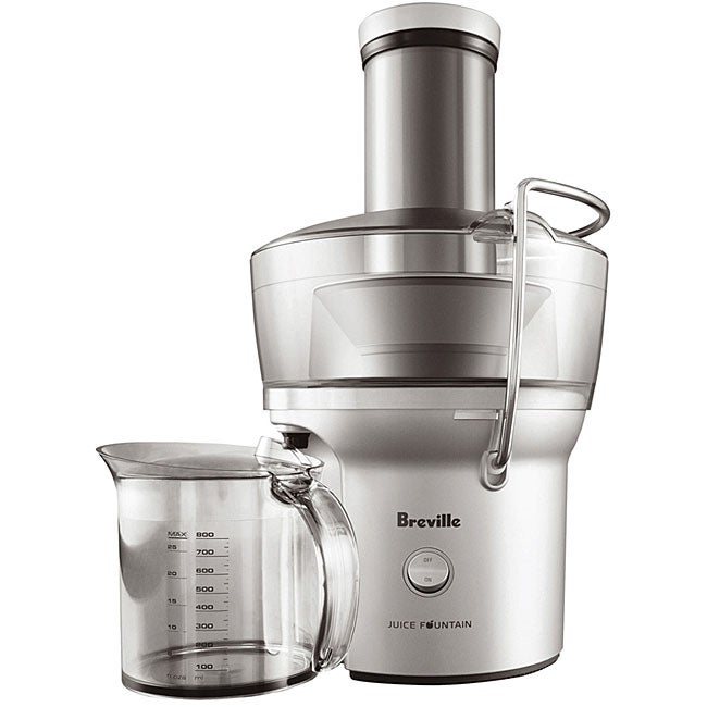 Breville BJE200XL 700-watt Compact Juice Fountain
