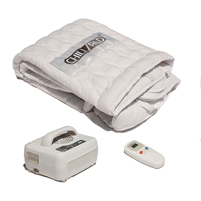 Comfort Code Heating and Cooling Mattress Pad Twin XL Single Zone