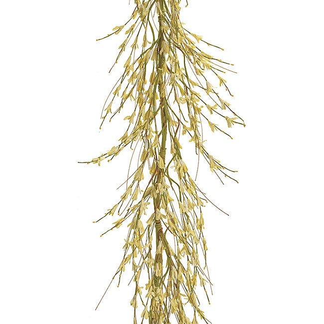 Forsythia Yellow Garland