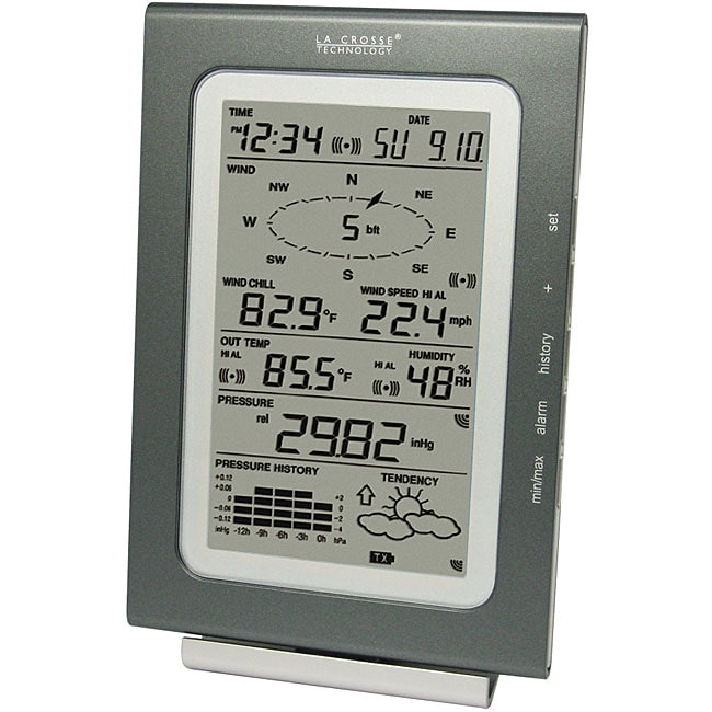 La Crosse Technology WS-1516-IT Professional Weather Center