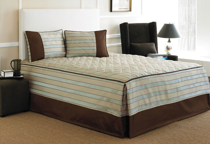 make fitted bedspread 2