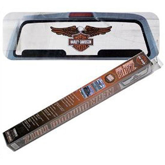 Harley Davidson Eagle Rear Window Graphic Tint Decal