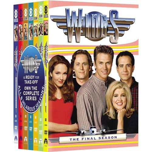 Wings: The Complete Series Pack (DVD)