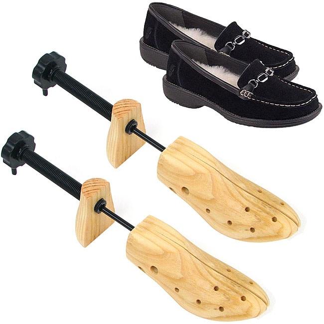 FootSmart FitRight Two-Way Shoe Stretcher,Women's 7.5-9.5/Men's