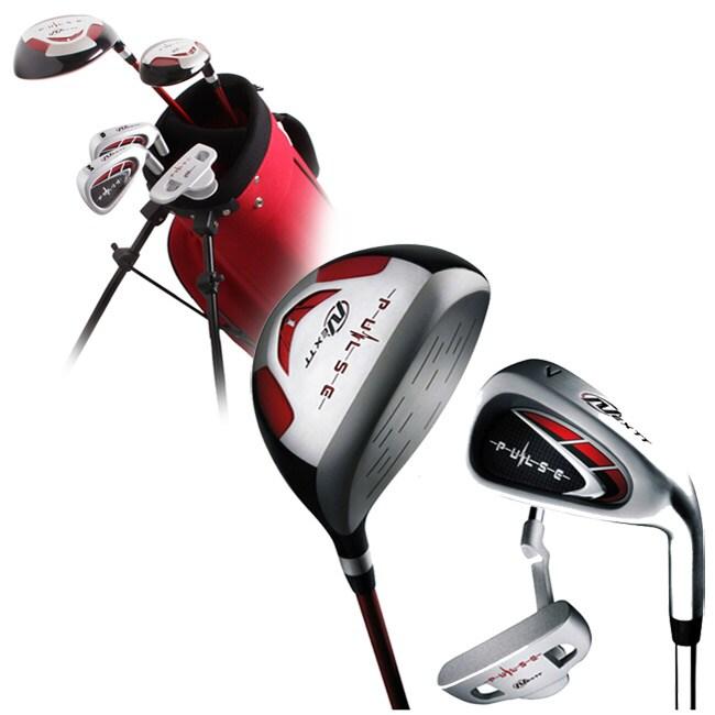 Nextt Pulse Varsity (V1) 9-11 Junior 8-piece Golf Set