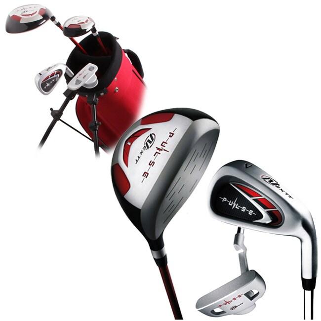 Nextt Pulse Varsity (V2) 6-8 Junior 7-piece Golf Set