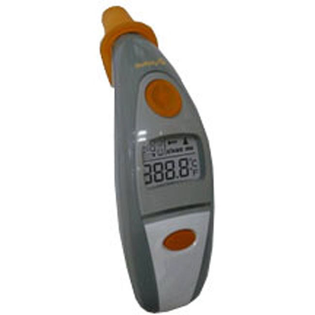 Safety 1st Ear Thermometer Fever Chart Safety 1st Quick Read Ear