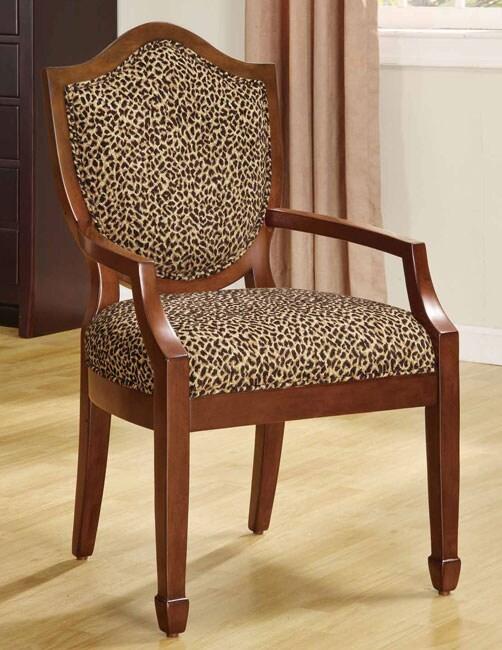 Cheetah Crest Chair