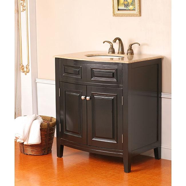 Sevante 32-inch Single Sink Bathroom Vanity