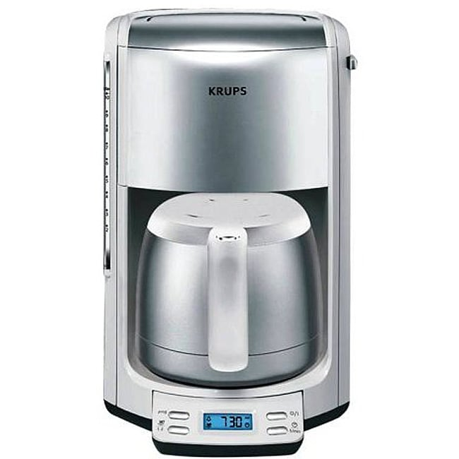 Krups Fmf5 11 10 Cup Thermal Coffee Maker 11923219