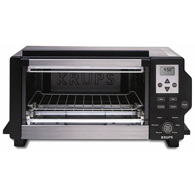 Krups Fbc213 Digital Convection Toaster Oven 11923228
