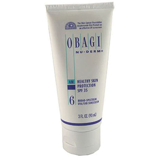 Obagi Nu-Derm 3-ounce Healthy Skin Protection SPF-35 Sunscreen
