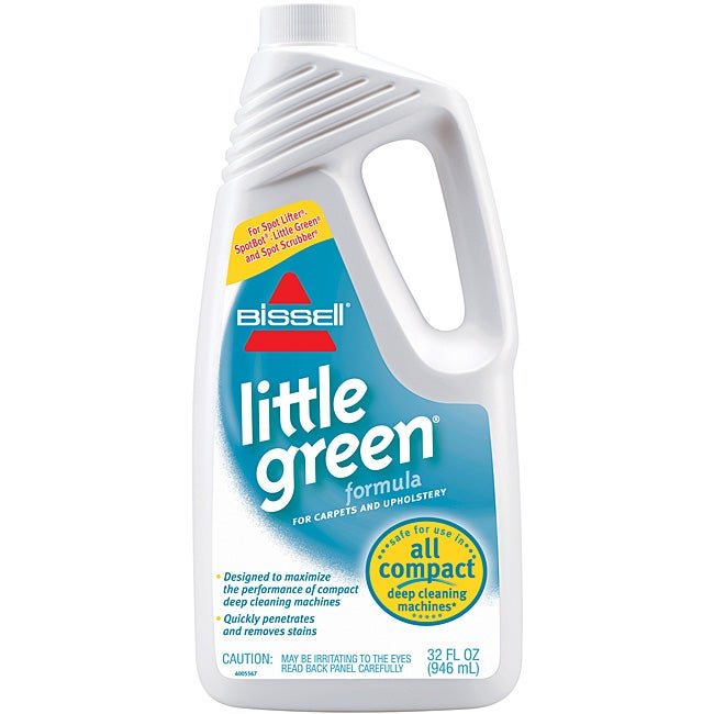Bissell Little Green Formula Carpet Cleaning Solution