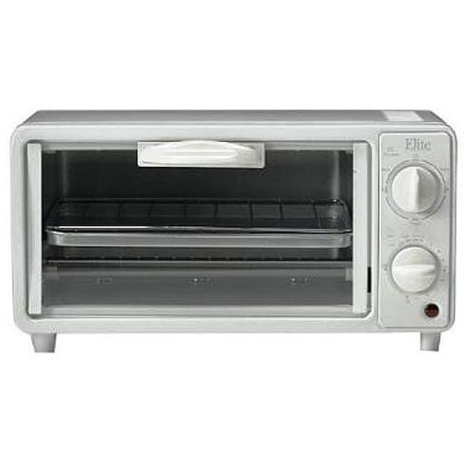 Elite Countertop Oven : Elite Cuisine Two-slice Toaster Oven - 11944615 - Overstock.com ...
