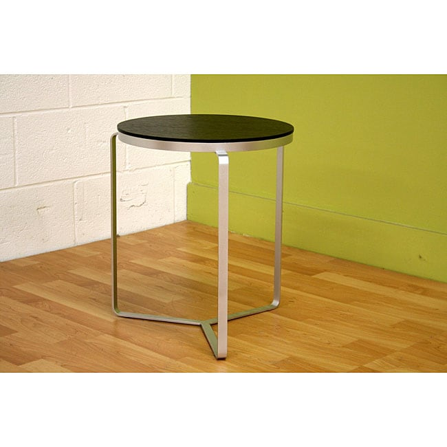 Beman Round Side Table