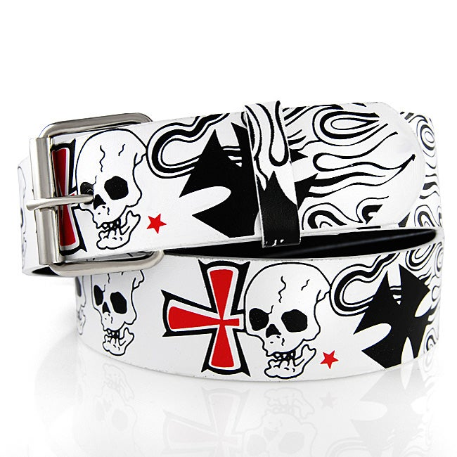Iced Out Gear Mens West Coast Choppers Belt