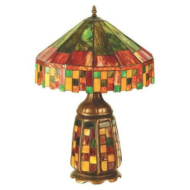 Cottage Base-lit Table Lamp