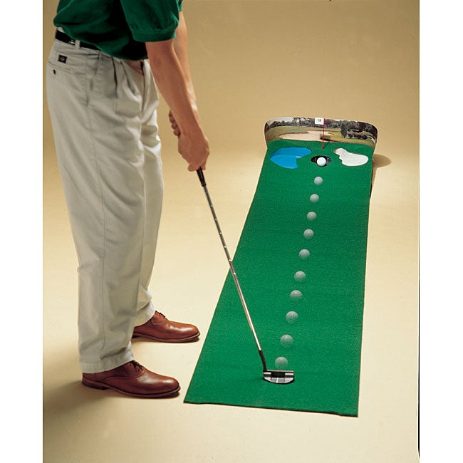 Club Champ Putting Green with Eletronic Ball Return (8' x 16) at Sears.com