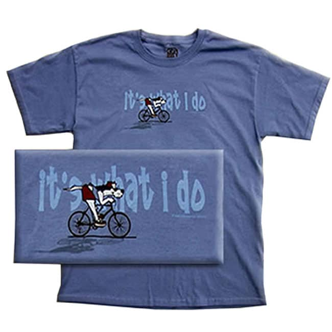 Men's 'It's What I Do' Bicycle T-shirt