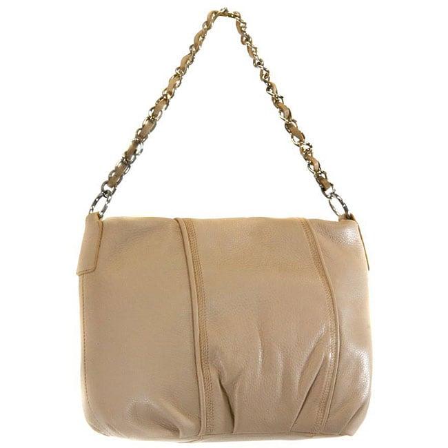 Excellent Calvin Klein Women39s Grey CK Logo Satchel Bag  Polyvore