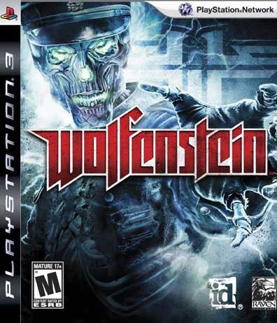 PS3 - Wolfenstein By Activision
