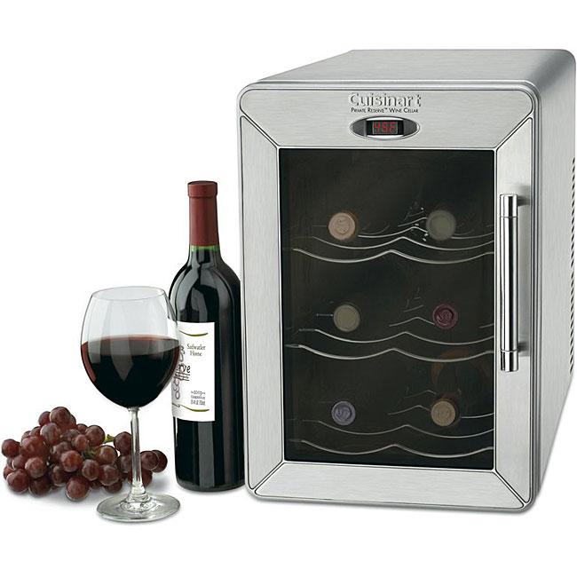 Cuisinart Cwc 600 6 Bottle Countertop Wine Cellar
