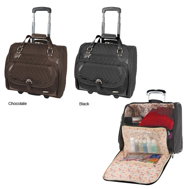 Travelon 16-inch Women's Wheeled Carry-on